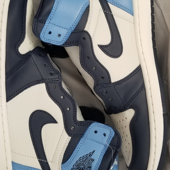 nike air jordan 1 retro high obsidian